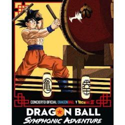 DRAGON BALL SYMPHONIC ADVENTURE LIVE IN BARCELONE